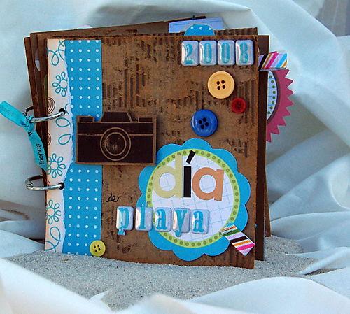 Kits de somni - Como hacer un album de fotos a mano para ninos ...