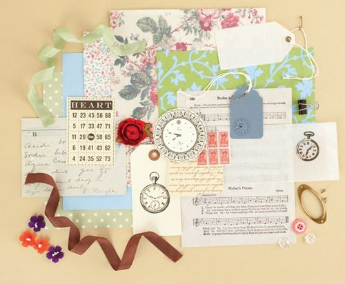 Mini kit detallets vintage