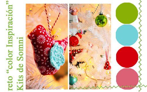 Color combo inspiracion diciembre 2