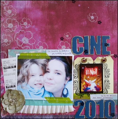 Monday inspi ciné 2010