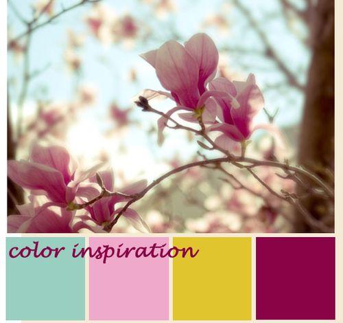Color inspiration Ok