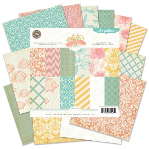 Nantucket _ 6x6 Paper Pack