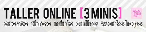 Taller online - banner