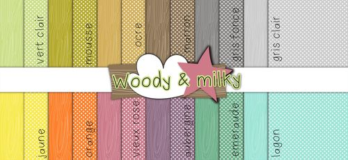 Woody&milky