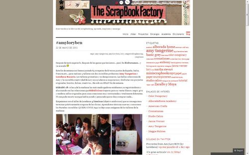 The Scrapbook Factory
