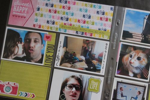 Inspírate Kits De Somni - Project Life Kit junio 2013 - Xènia