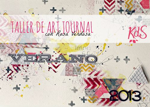 Taller Art Journal_Cartel