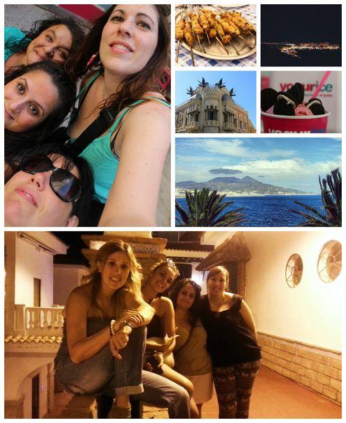 Ceuta. Primer día