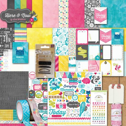 Project Life Kit Junio