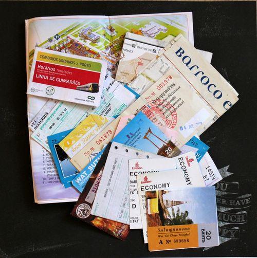 Journal de viaje. Fotos y Documentos. Xènia 04