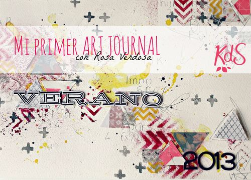 Taller Mi primer Art Journal