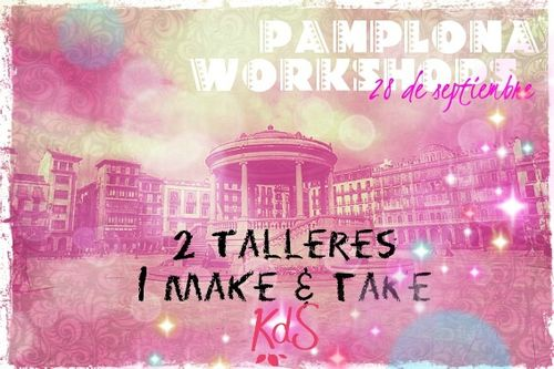 KdS Pamplona workshops 27 setieembre 2013