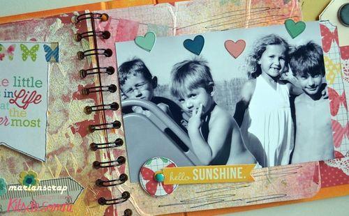 Inspirate kit plus agosto 2013 KdS. Marian. Mini álbum  10