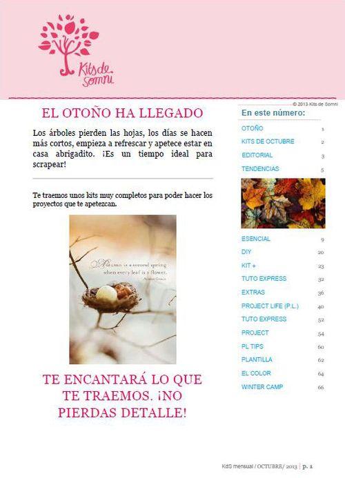 PORTADA REVISTA KDS OCTUBRE13