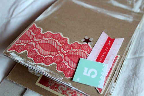 Retos de Navidad KdS 2013 Christmas Journal Xènia 15
