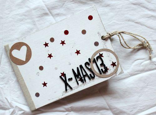Retos de Navidad KdS 2013 Christmas Journal Xènia 01