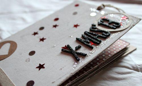 Retos de Navidad KdS 2013 Christmas Journal Xènia 02