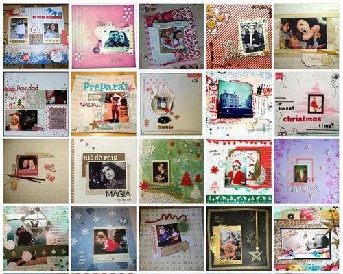 Participantes reto 1 de navidad Kds 01