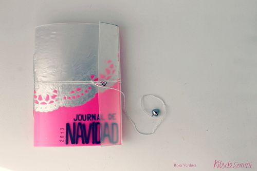 Journal Navidad 2013 KDS rosa verdosa 01