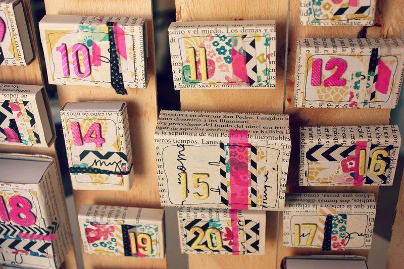 Calendario de Adviento Retos Navidad KdS 2013 Wilma 04
