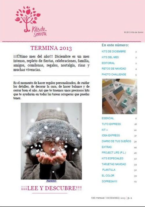 Revista KdS Diciembre 2013