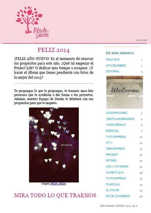 REvista KdS enero 2014