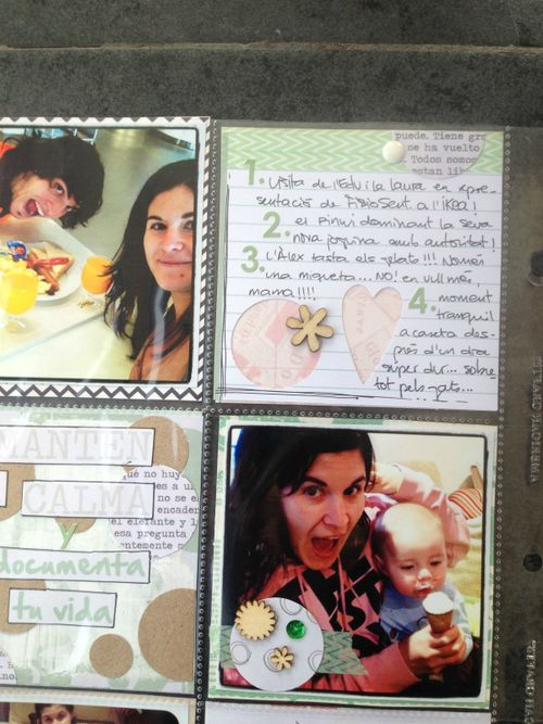 Inspírate Kit Project Life Enero KdS Laura G
