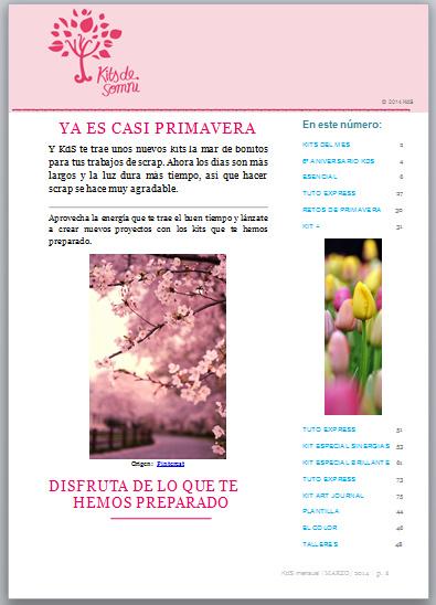 Imagen revista marzo 2014 Kds