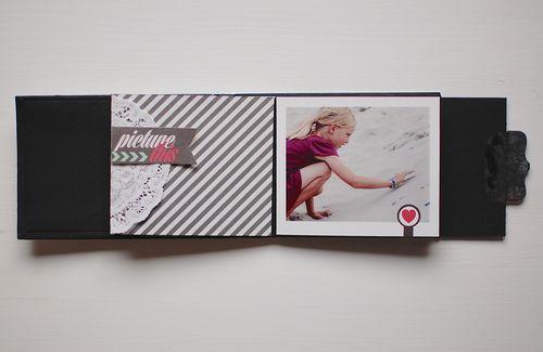 Inspírate Kit Plus Marzo 2014 KdS Nina