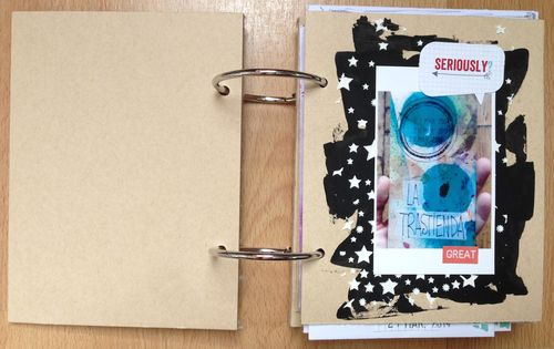 Inspírate Kit Mixed Media Kds Ruth