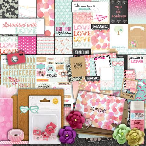 Kit Special Summer Journal KdS Julio 2014
