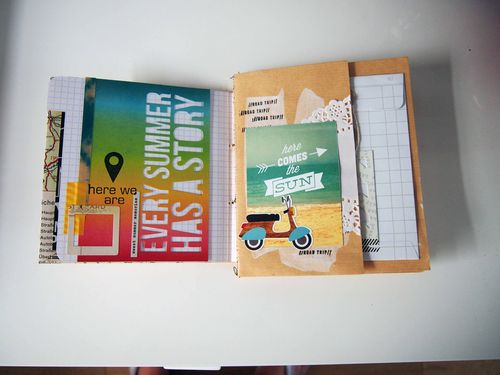 Travel Journal Kds-008