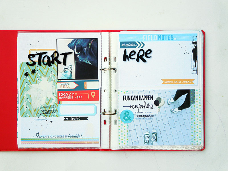 Travel journal kds-006