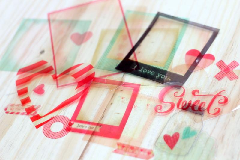 Material scrapbook Kds-022