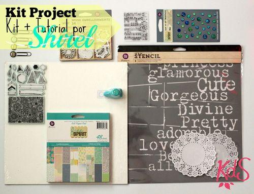 Kit Project Mayo 2014 KdS Shirel