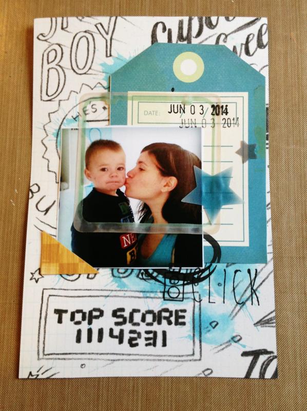 004 inspírate boys rules, Laura dt KdS