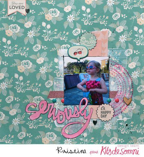 Plantilla Juliol 2014 kds Kristina Miguel