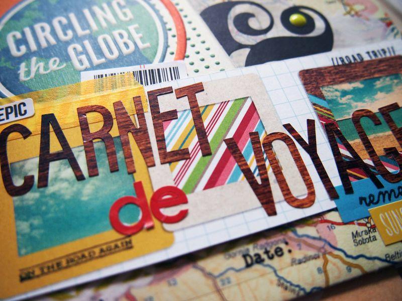 Travel Journal Kds-018