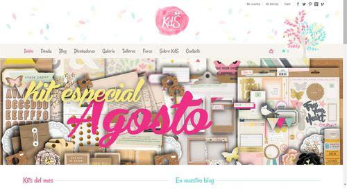 Nueva web de KdS