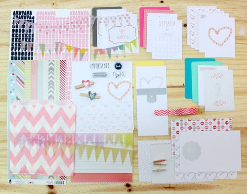 Tarjetas project life kit febrero 2014 kds 01