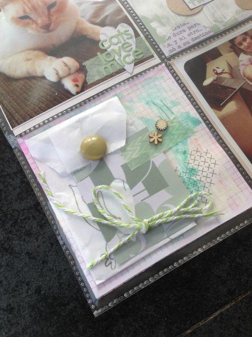 Inspírate Kit Project Life Enero KdS Laura G