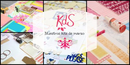 Kits de Marzo KdS 2014