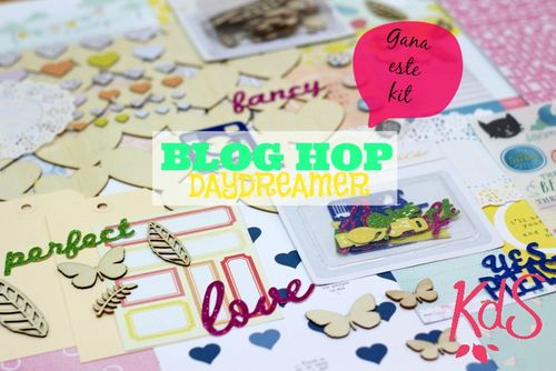 Blog hop daydreamer