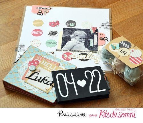 Kit + Abril 2014 kds Kristina Miguel