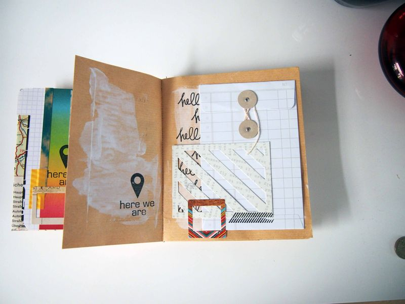 Travel Journal Kds-009