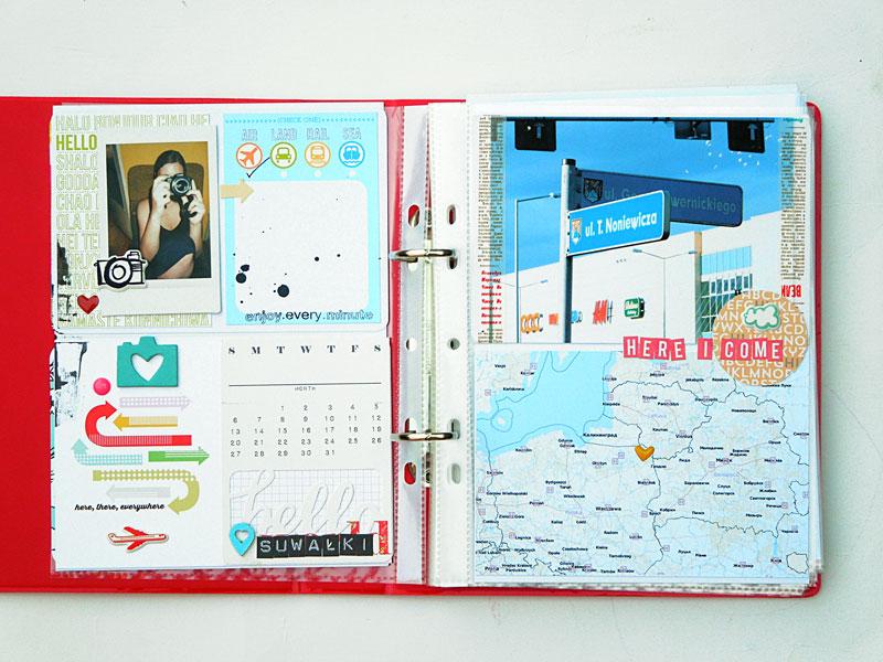 Travel journal kds-005