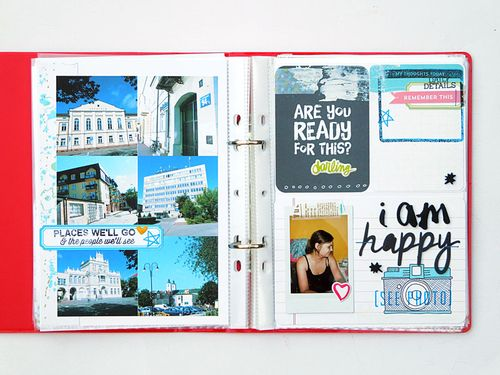 Travel journal kds-004